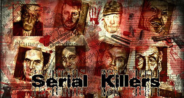 Serial Killer's Aren't Born, They Are Made.